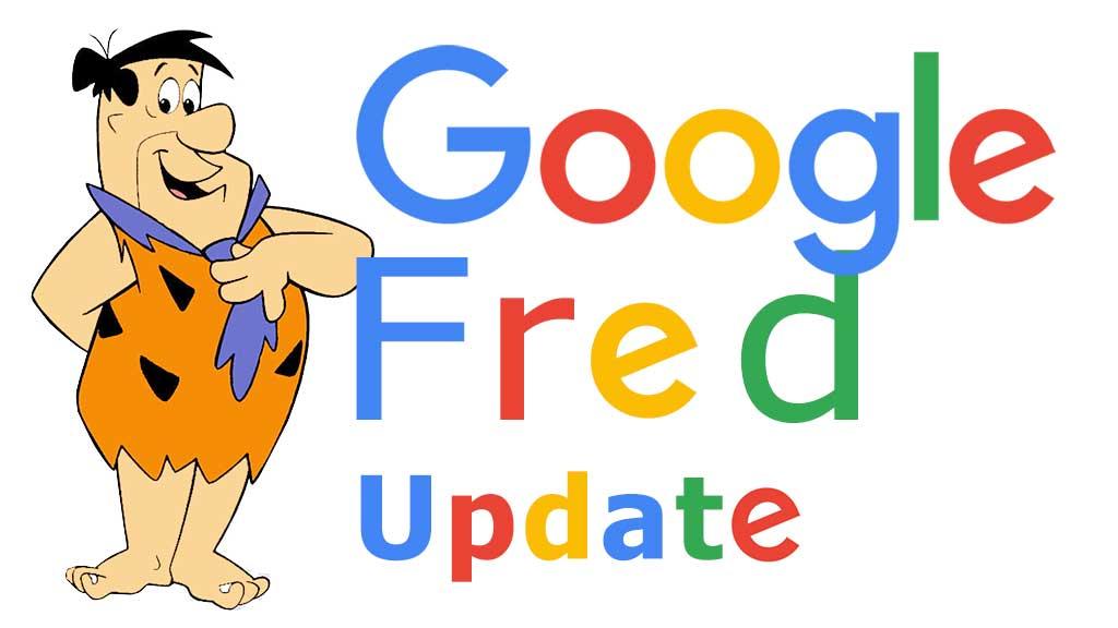 • آیاGoogle Fred تاکتیک های SEO را بروزرسانی می کند؟