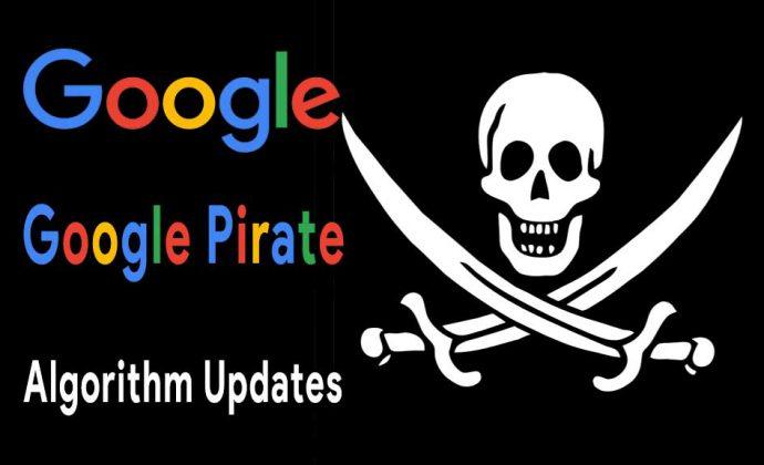 Google Pirate Piracy Copyright Algorithm Updates & Analysis
