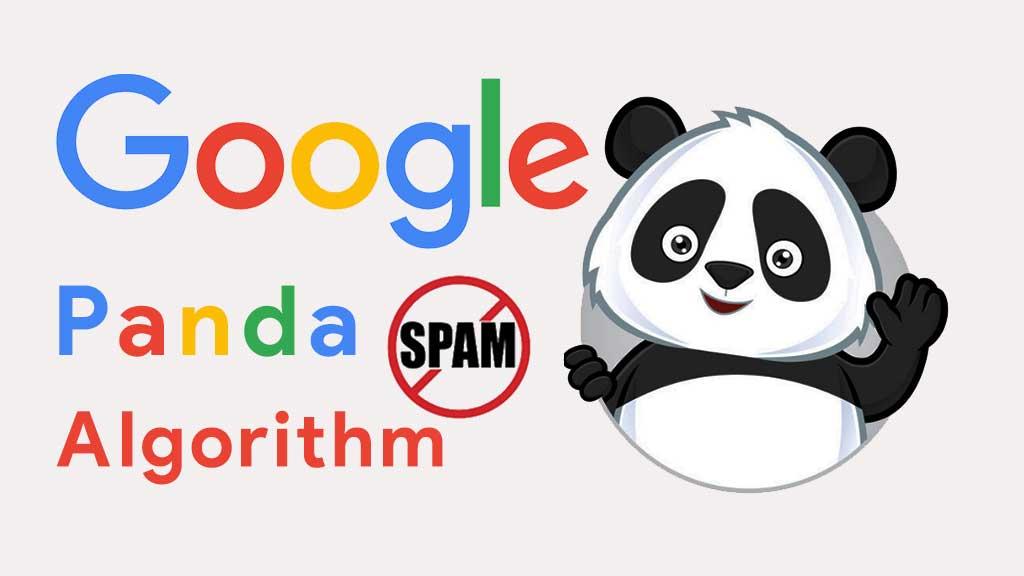 الگوریتم پاندای گوگل (Google Panda)